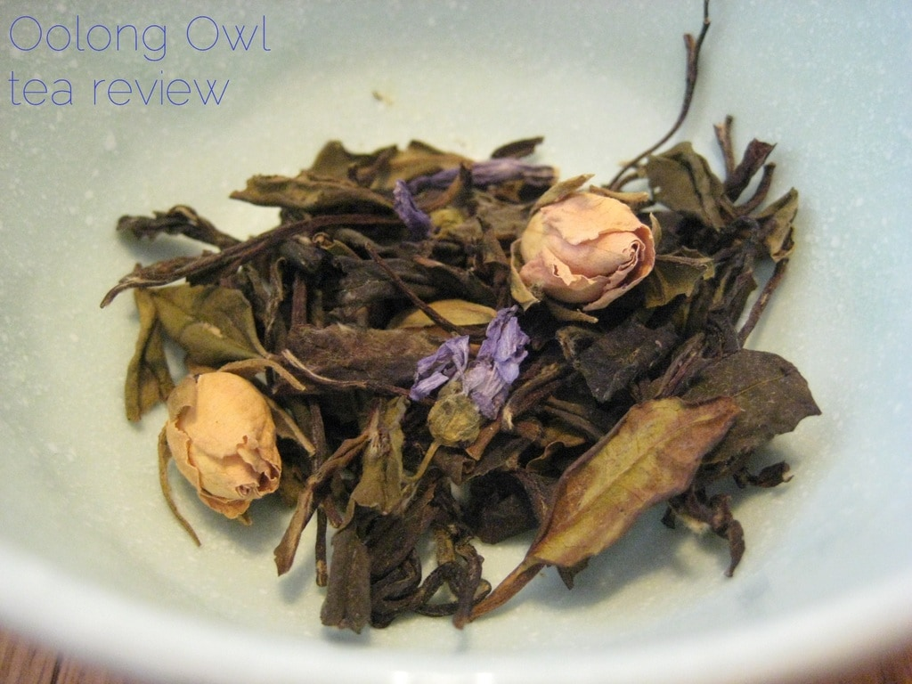 Coconut Grove from SteepCityTeas - Oolong Owl Tea Review (3)