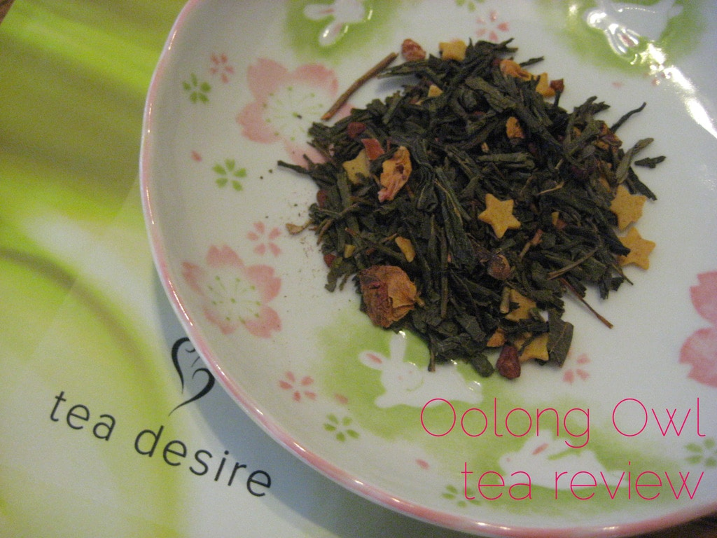 Choco Cinnamon tea by Tea Desire - Review by Oolong Owl