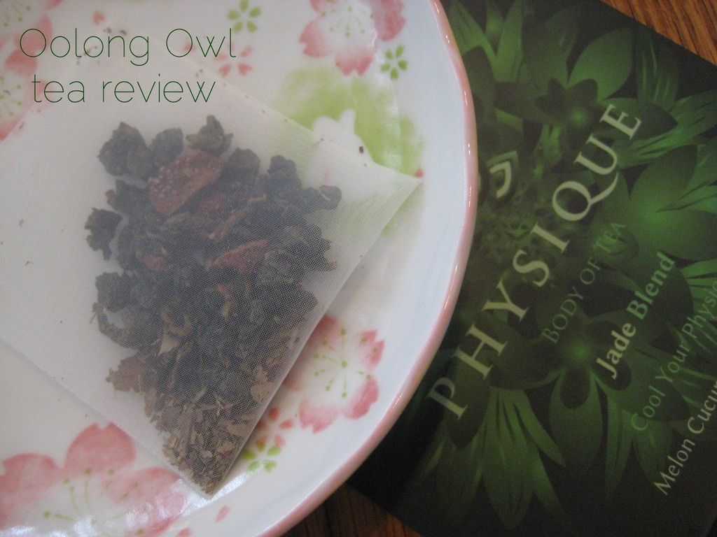 Jade Blend by Physique - Tea Review by Oolong Owl