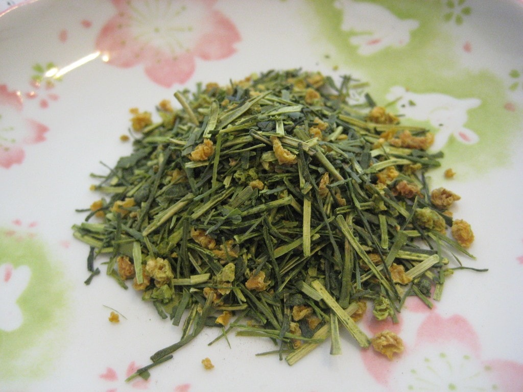 yuzu kukicha - tea review by Oolong Owl