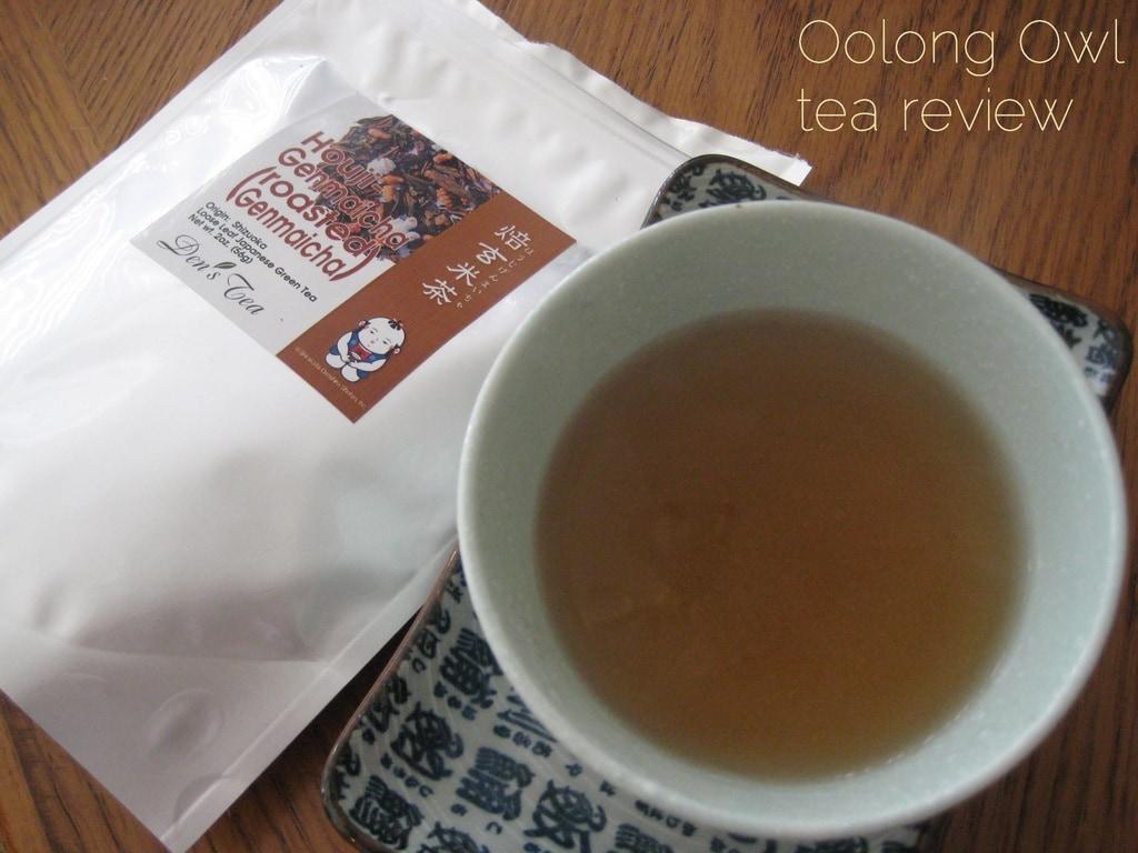 Houjigenmaicha from Dens Tea - Oolong Owl tea review (4)