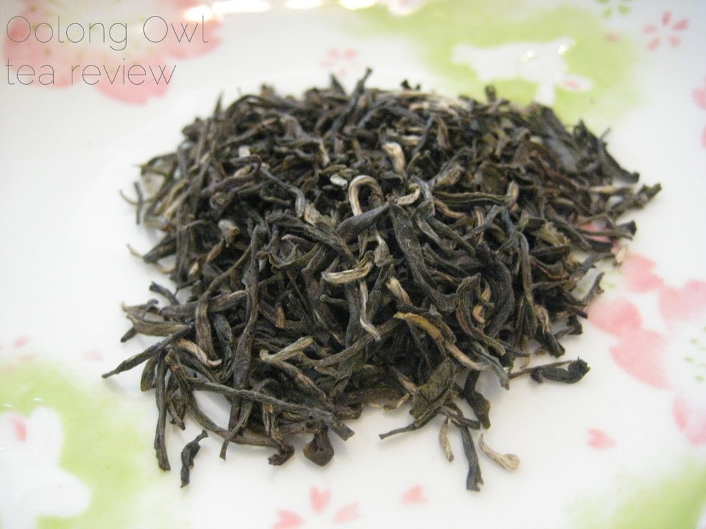 Lotus Nut Green Tea from NaturesTeaLeaf - Oolong Owl Tea Review (1)