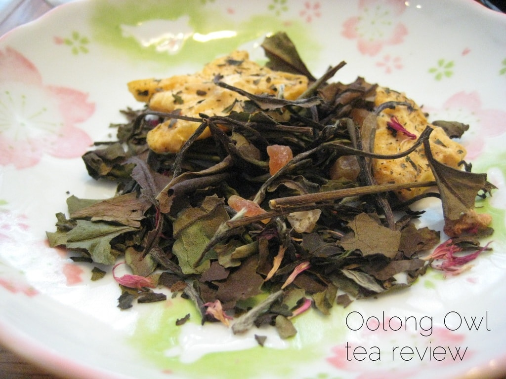 Starfruit Strawberry from ESP Emporium - Oolong Owl Tea Review (3)