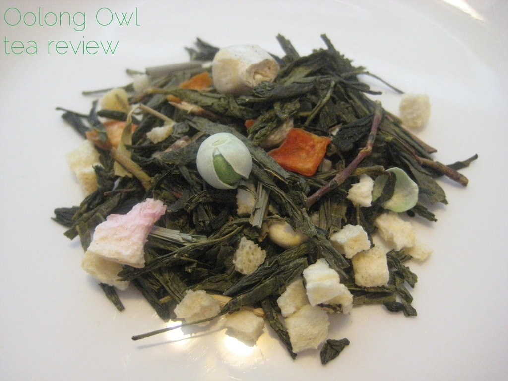 A Rabbits Garden from Della Terra Teas - Oolong Owl Tea review (2)