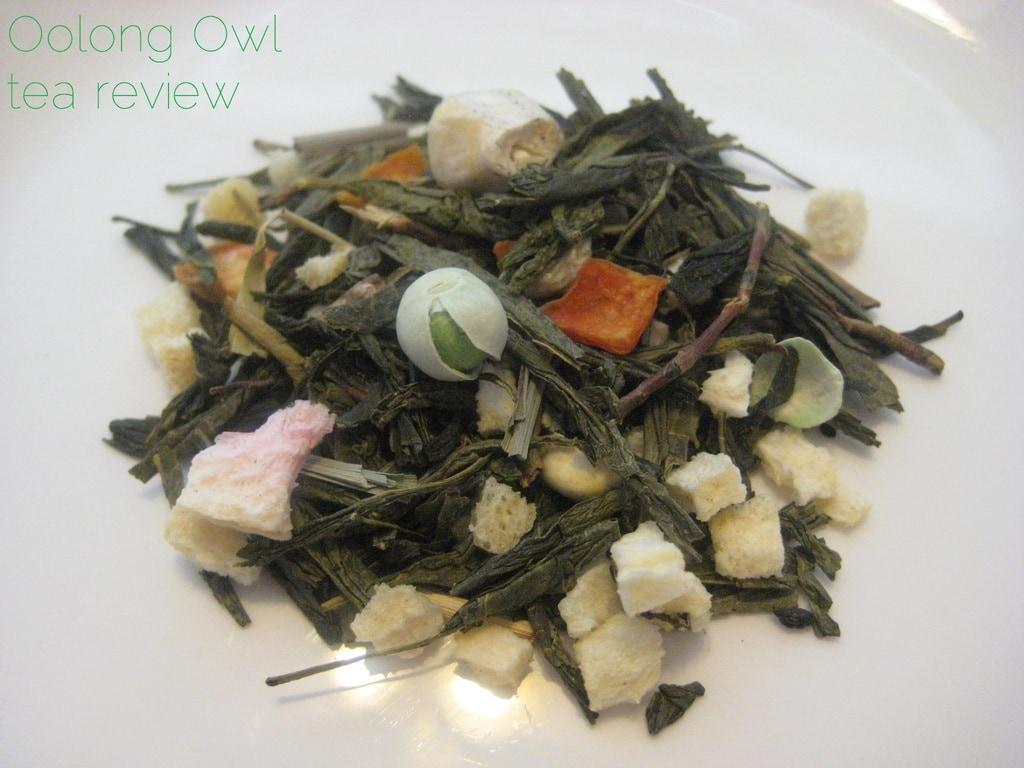 A Rabbits Garden from Della Terra Teas - Oolong Owl Tea review (2)