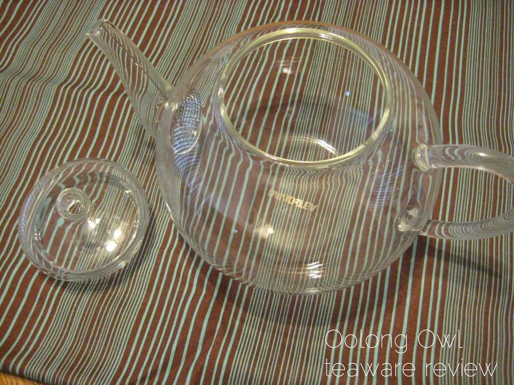 Blooming Glass Tea pot from DavidsTea - Oolong Owl Review (3)