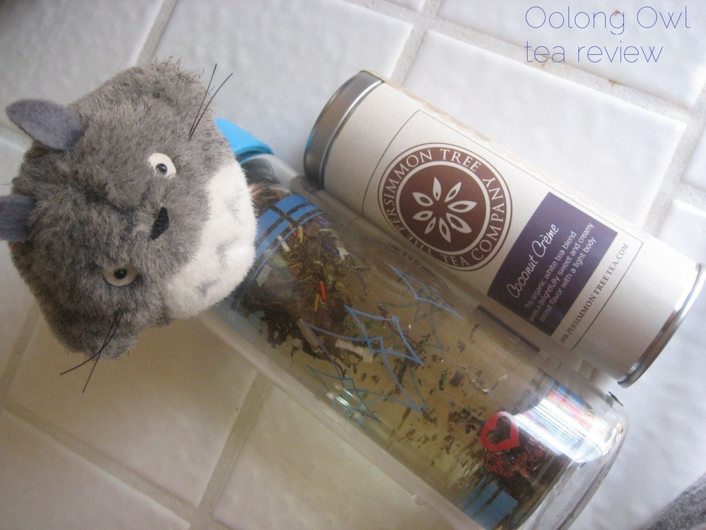Coconut Creme from The Persimmon Tree - Oolong Owl tea review