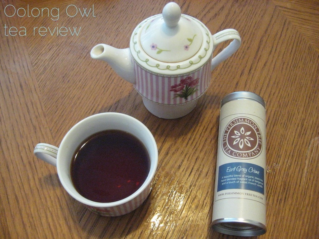Earl Grey Creme from The Persimmon Tree - Oolong Owl Tea Review (5)