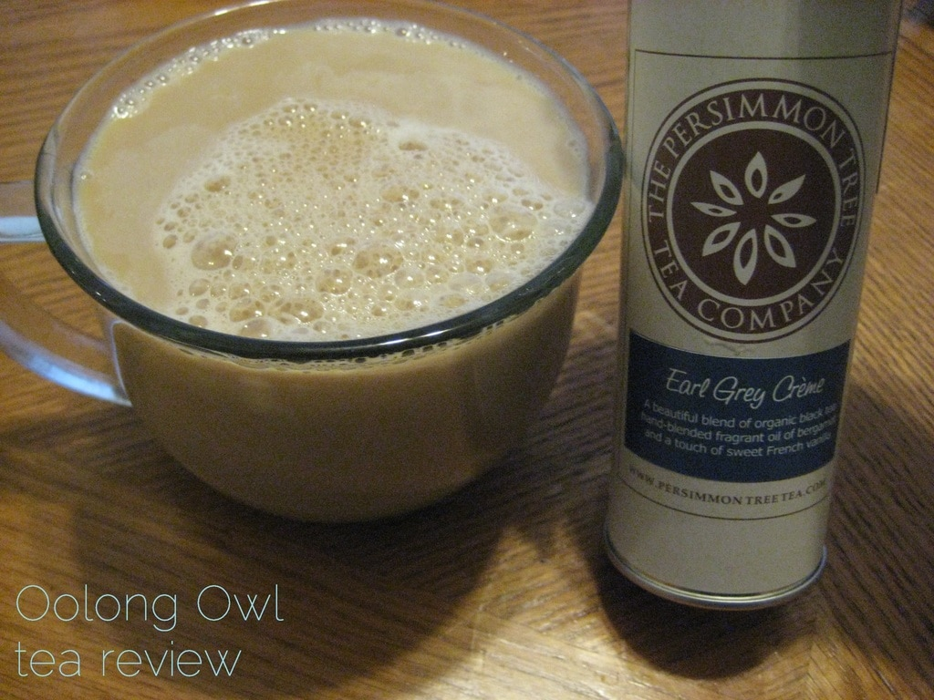 Earl Grey Creme from The Persimmon Tree - Oolong Owl Tea Review (9)