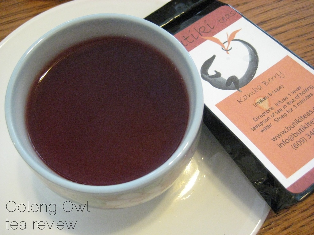 Kamba Berry from Butiki Teas - Oolong Owl Tea Review (7)