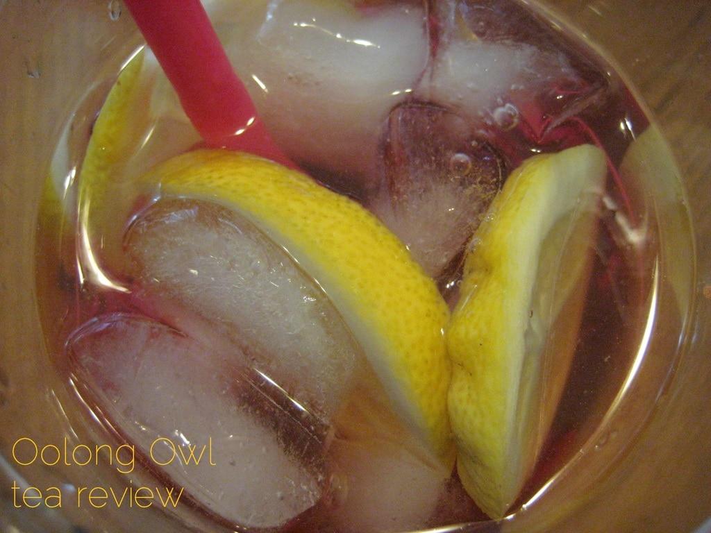 Mango Pear Deluxe from ESP Emporium - Oolong Owl Tea Review