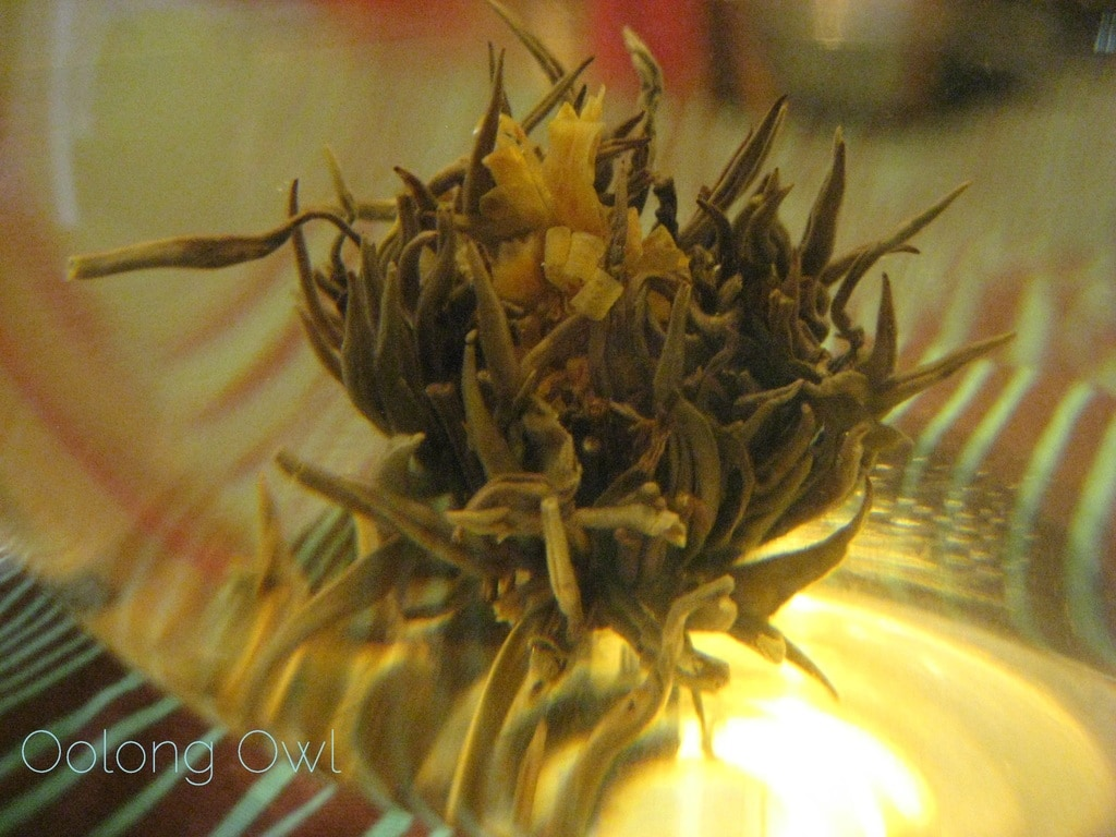 Oolong Owls first blooming tea (13)