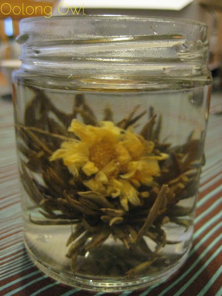 Oolong Owls first blooming tea yellow (2)