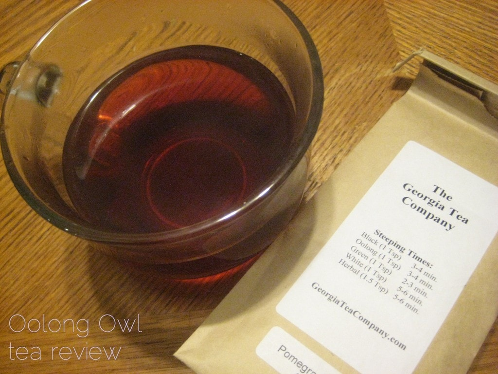 Pomegranate Fruit from Georgia Tea co - Oolong Owl Tea Review (5)