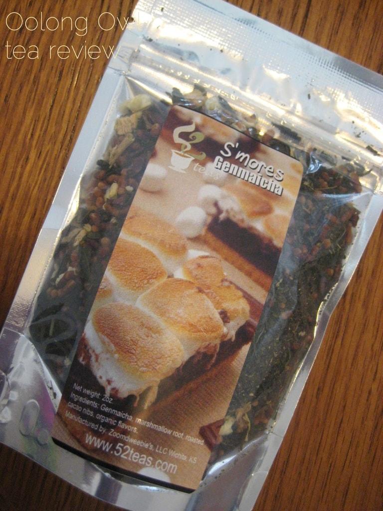 Smore Genmaicha from 52 Teas - Oolong Owl Tea Review (1)