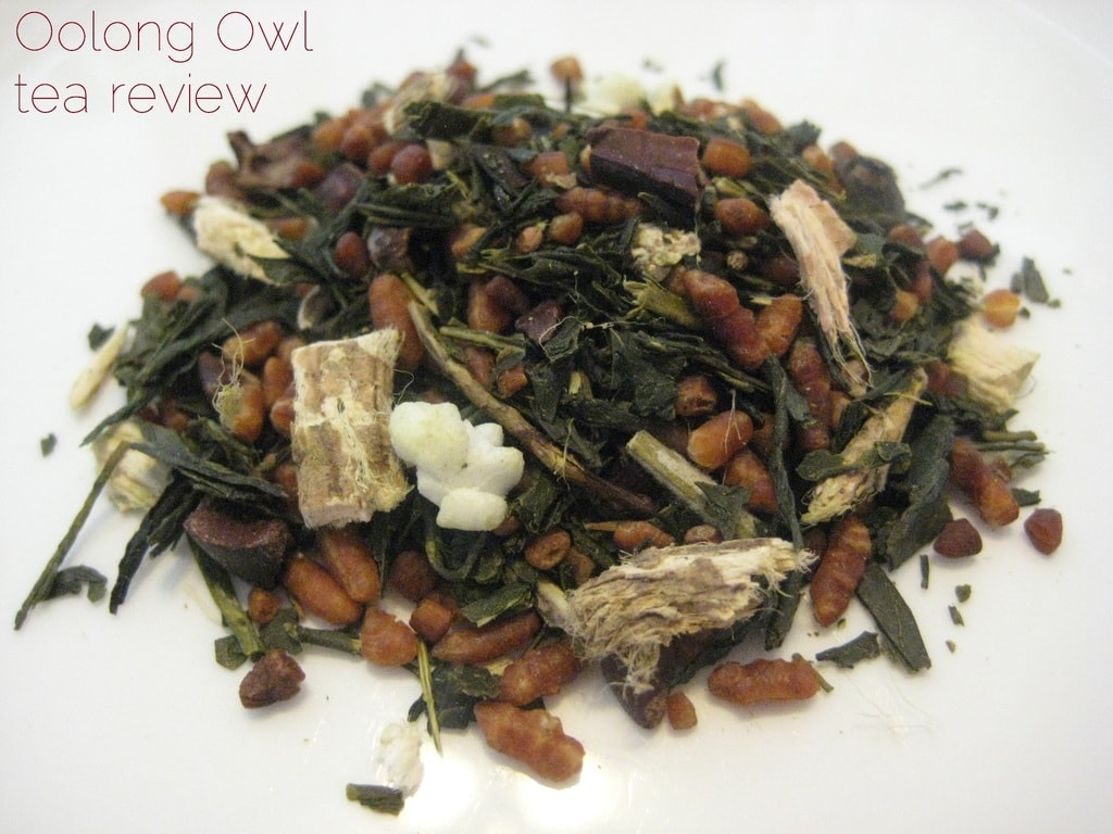 Smore Genmaicha from 52 Teas - Oolong Owl Tea Review (3)