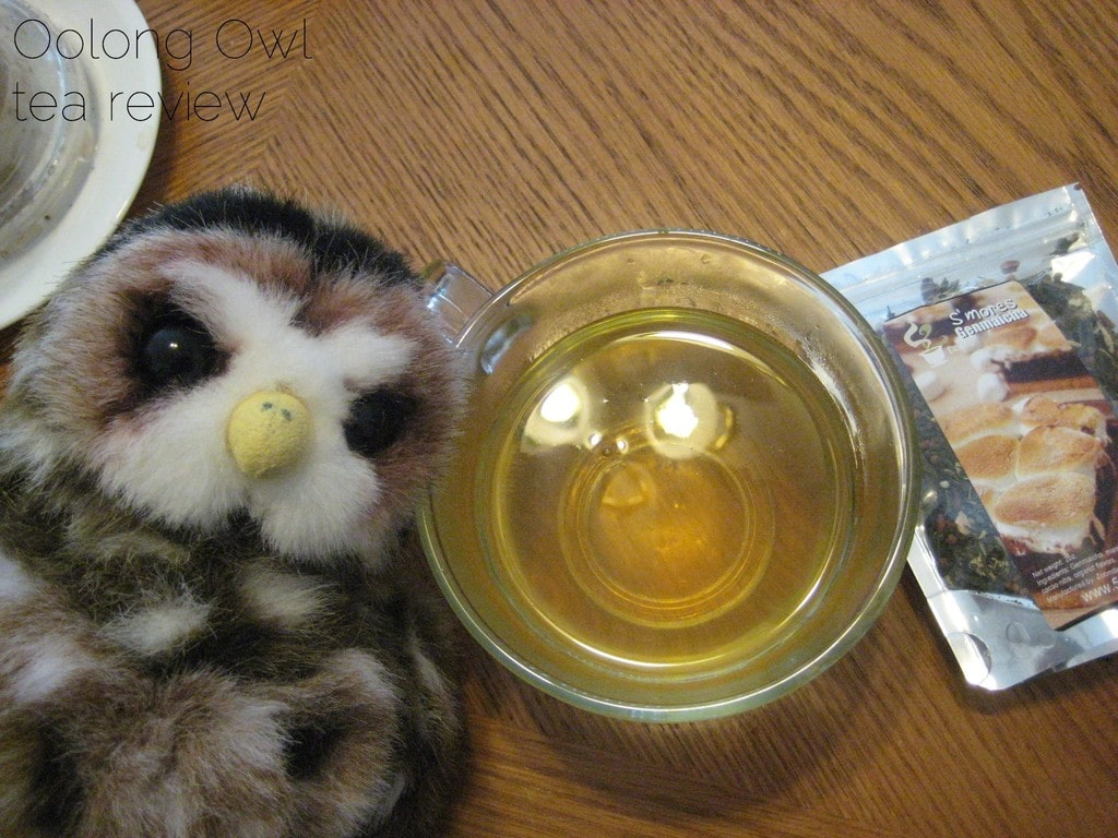Smore Genmaicha from 52 Teas - Oolong Owl Tea Review (8)
