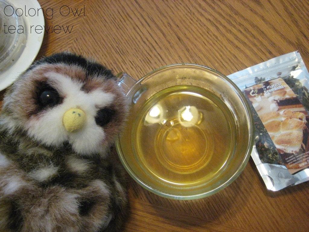 Smore Genmaicha from 52 Teas - Oolong Owl Tea Review (8)