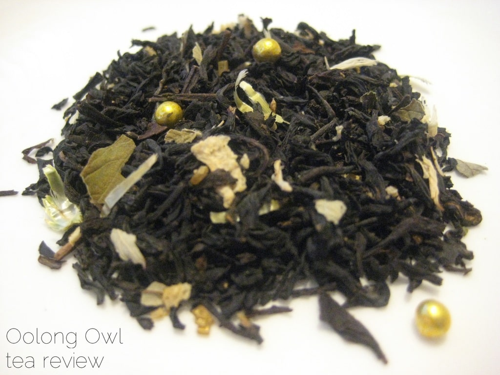 The Perfect Pear from Della Terra Teas - Oolong Owl tea review (1)
