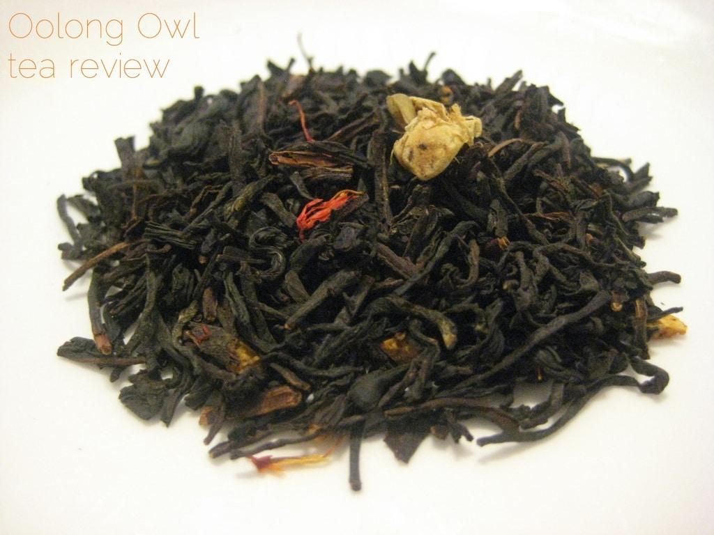 Tropical Mango from TeaJo - Oolong Owl tea review (2)