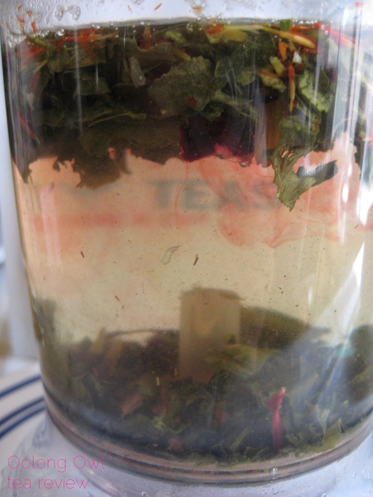 Blushing Geisha from Steep City Teas - Oolong Owl Tea Review (6)
