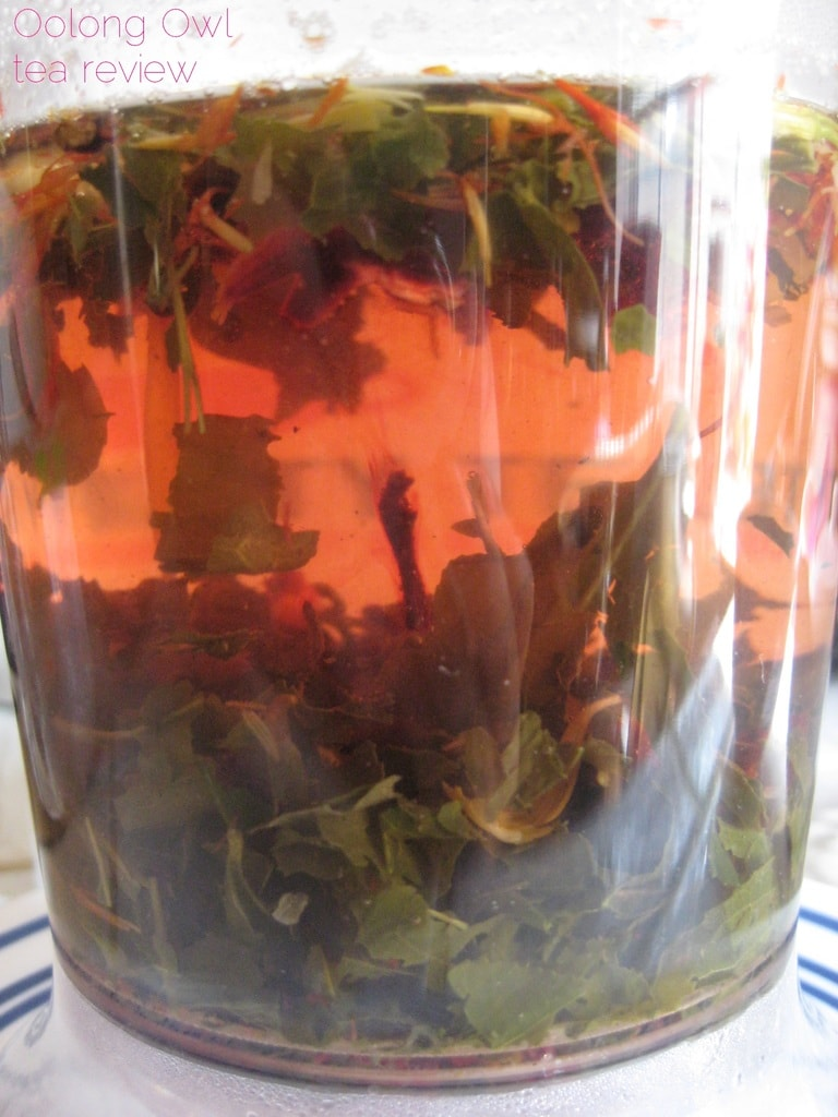 Blushing Geisha from Steep City Teas - Oolong Owl Tea Review (9)