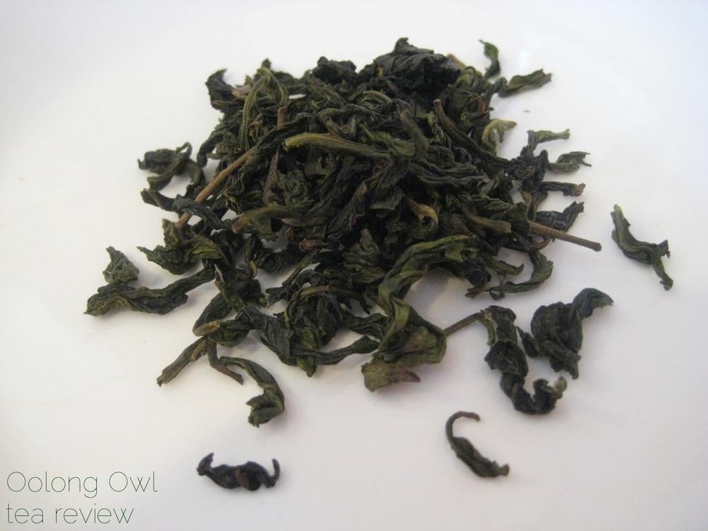 Coconut Oolong from Zen Tea Life - Oolong Owl tea review (3)