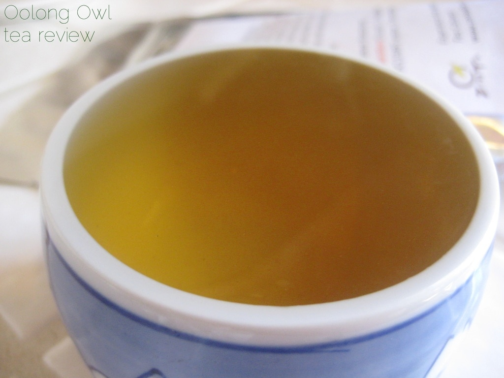 Coconut Oolong from Zen Tea Life - Oolong Owl tea review (5)