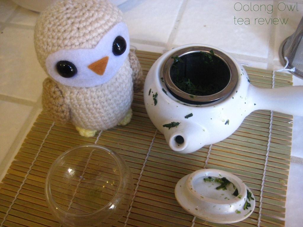 Gyokuro Standard Kurihara Tea via Yunomi us - Oolong Owl Tea Review (12)