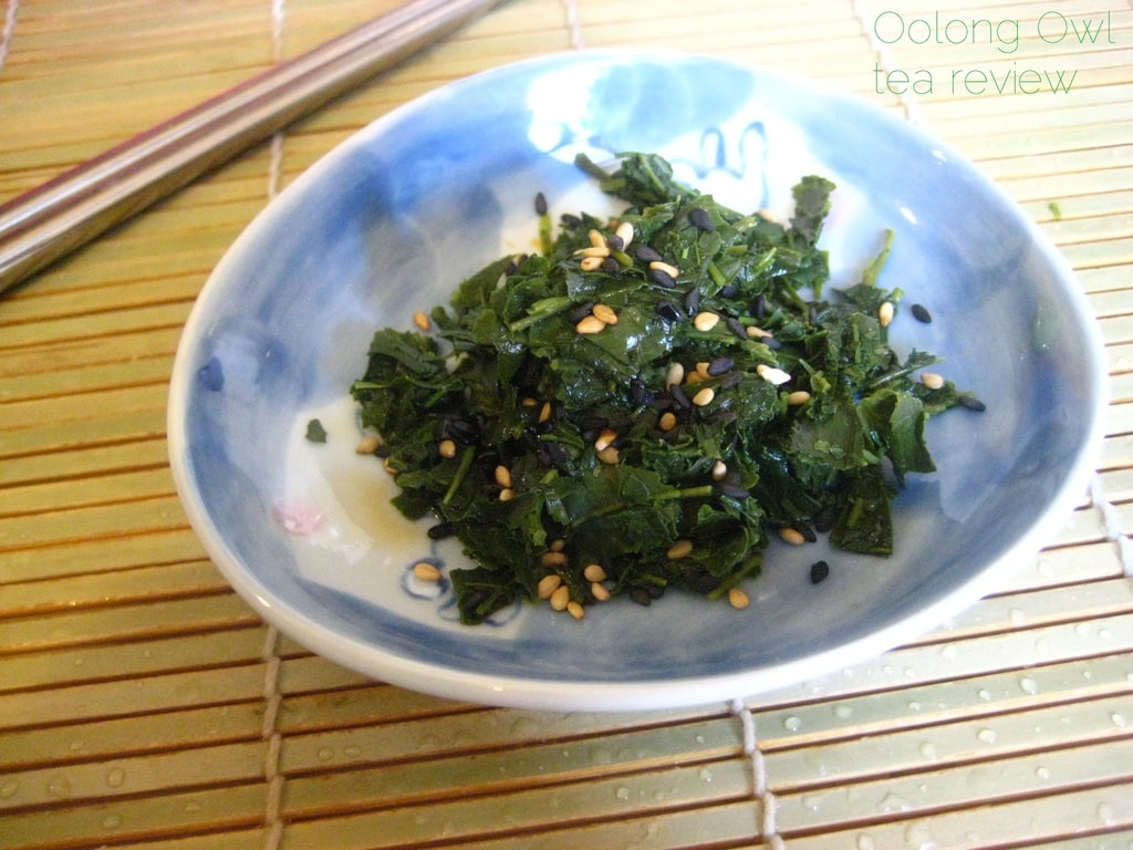 Gyokuro Standard Kurihara Tea via Yunomi us - Oolong Owl Tea Review (17)