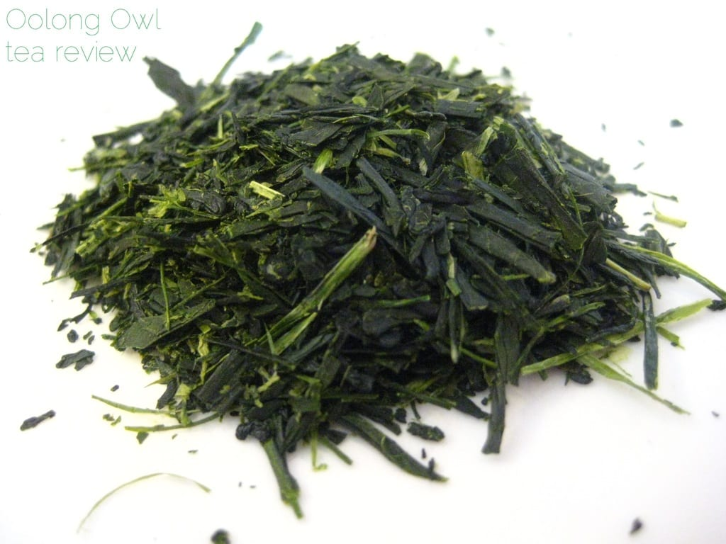 Gyokuro Standard Kurihara Tea via Yunomi us - Oolong Owl Tea Review (3)
