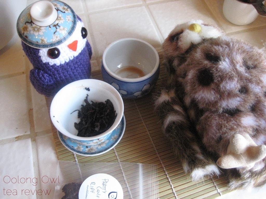 Mandala Phatty Cake - Oolong Owl Tea review (11)