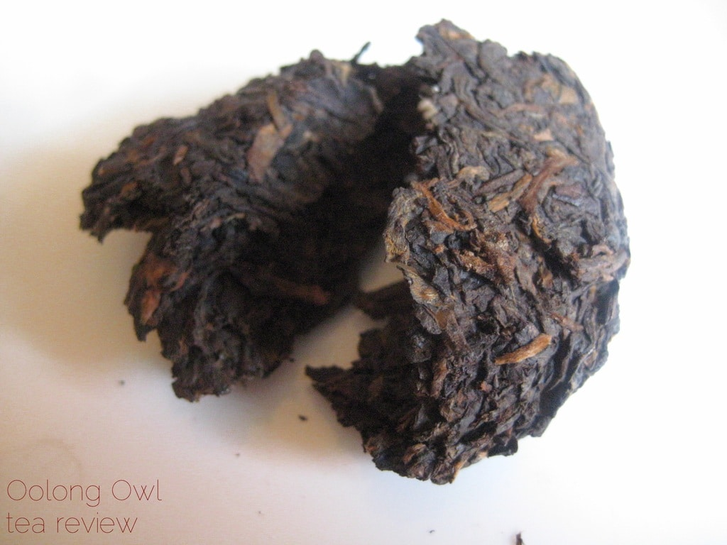 Mandala Phatty Cake - Oolong Owl Tea review (2)