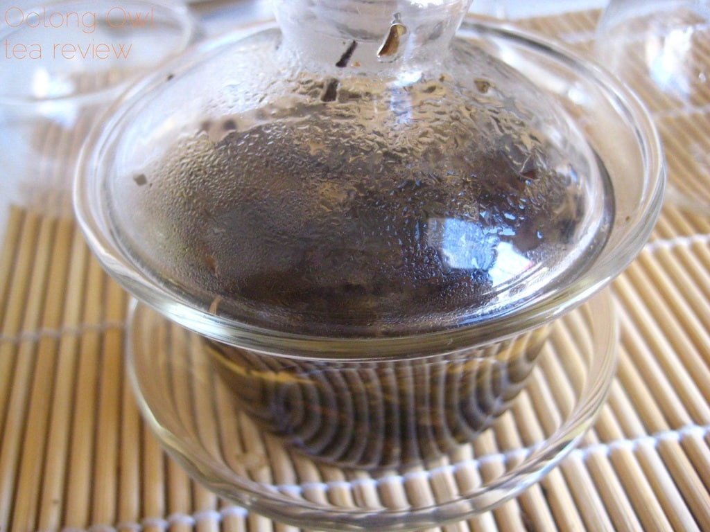Mandarin Pu-er white tea from New Mexico Tea Co - Oolong Owl Tea Review (10)