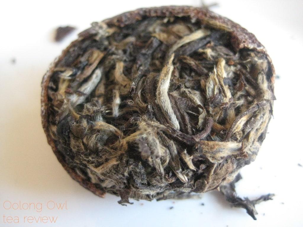 Mandarin Pu-er white tea from New Mexico Tea Co - Oolong Owl Tea Review (6)