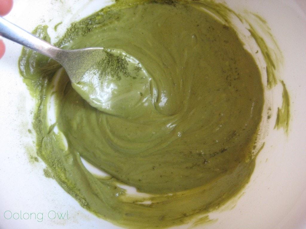 Matcha Chocolate Recipe - Oolong Owl (6)