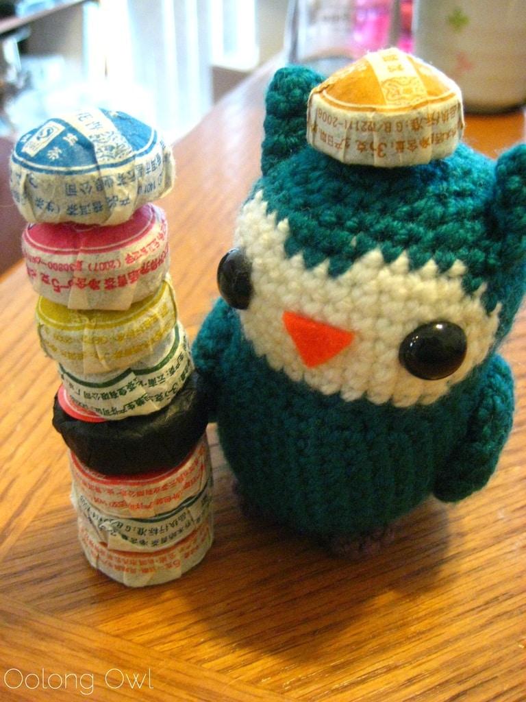 Oolong Owls first tuocha (2)