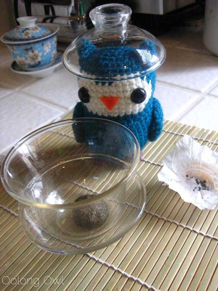 Oolong Owls first tuocha (7)