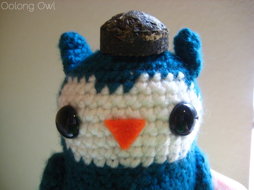 Oolong Owls first tuocha (9)