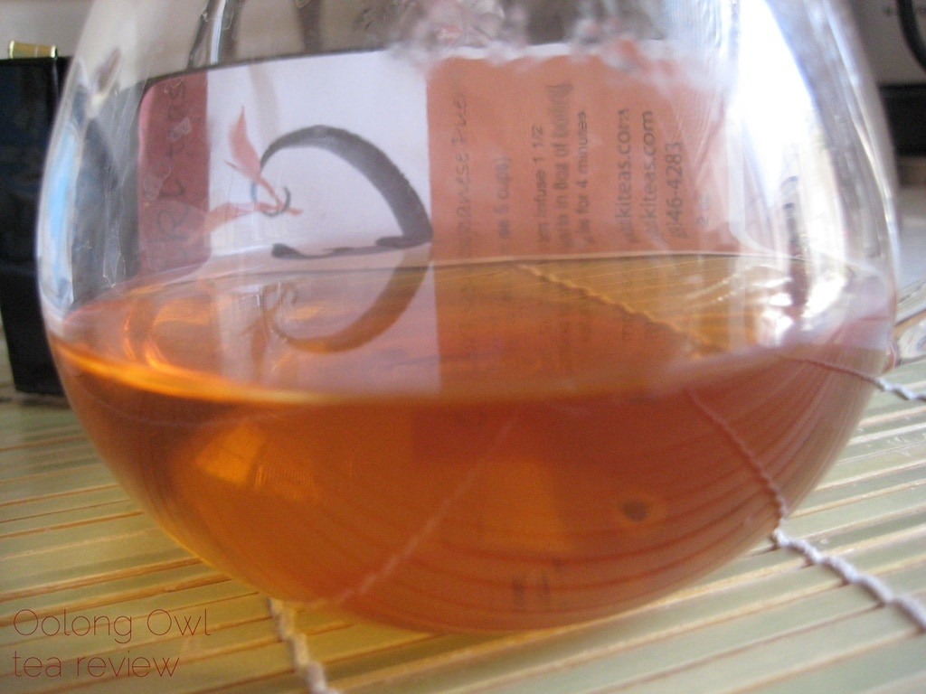 Organic Japanese Puerh from Butiki Teas - Oolong Owl Tea Review (7)