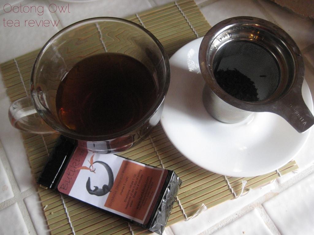 Organic Japanese Puerh from Butiki Teas - Oolong Owl Tea Review (8)