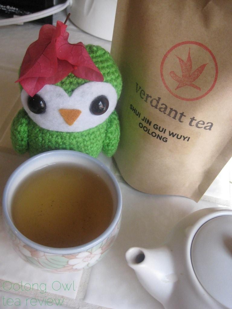 Wuyi oolong tea reviews
