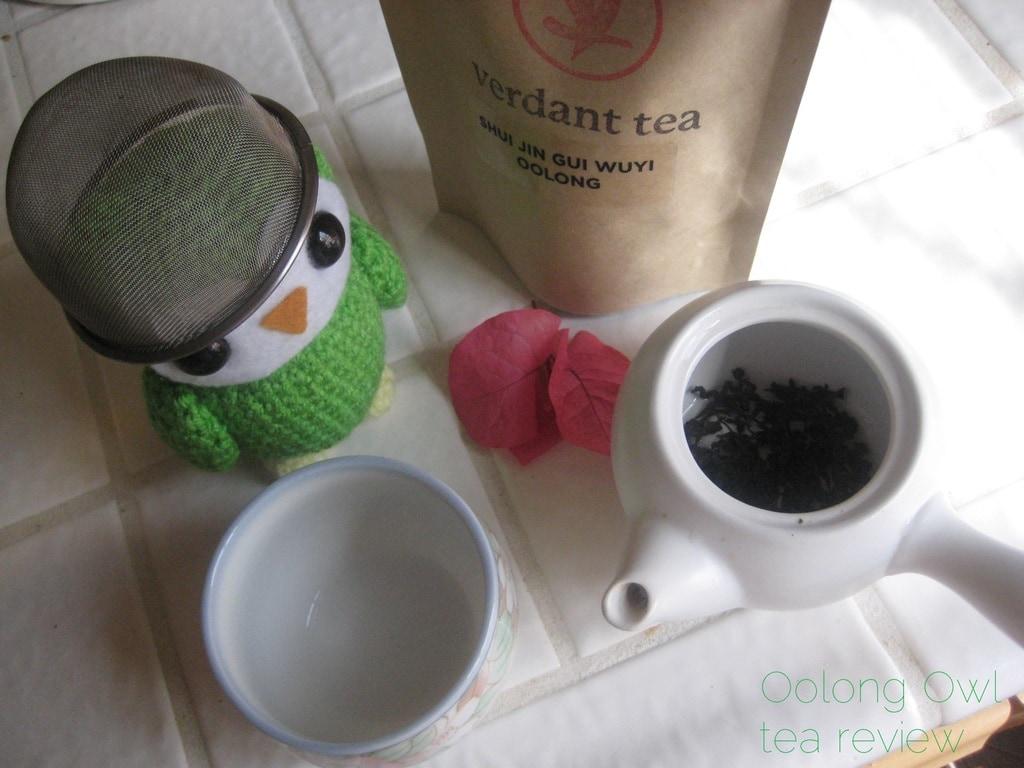 Shui Jin Gui Wuyi Oolong from Verdant Tea - Oolong Owl tea review (6)