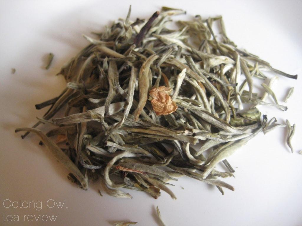 Yunnan White Jasmine from Verdant Tea - Oolong Owl tea review (2)