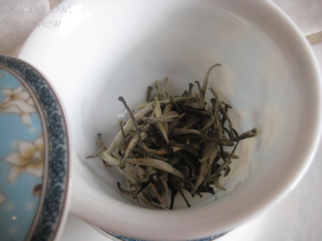Yunnan White Jasmine from Verdant Tea - Oolong Owl tea review (3)