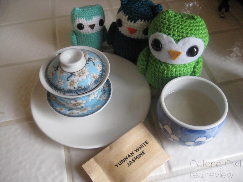 Yunnan White Jasmine from Verdant Tea - Oolong Owl tea review (5)