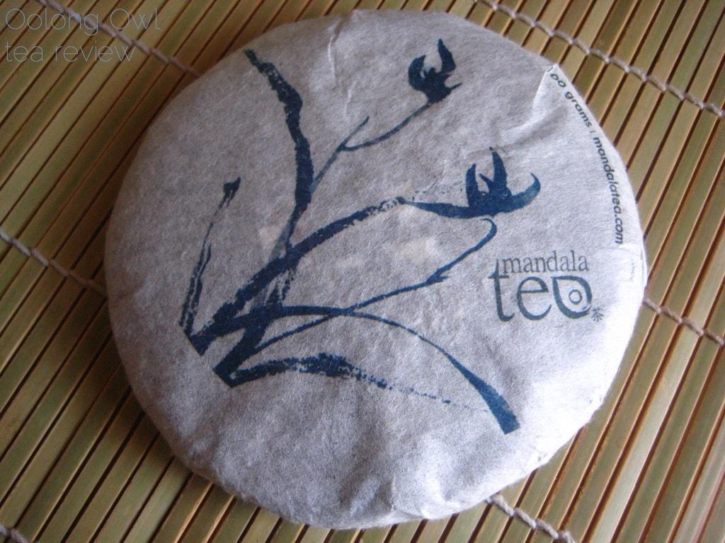 Mandala Tea Wild Monk Sheng 2012 - Oolong Owl Tea Review (1)