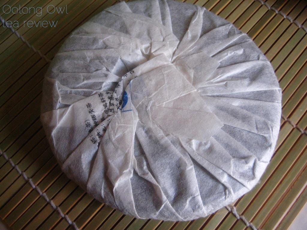 Mandala Tea Wild Monk Sheng 2012 - Oolong Owl Tea Review (3)