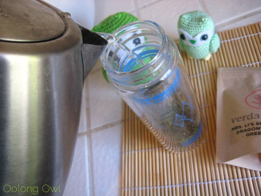Mrs Li She Feng Dragonwell from Verdant Tea - Oolong Owl tea review (14)