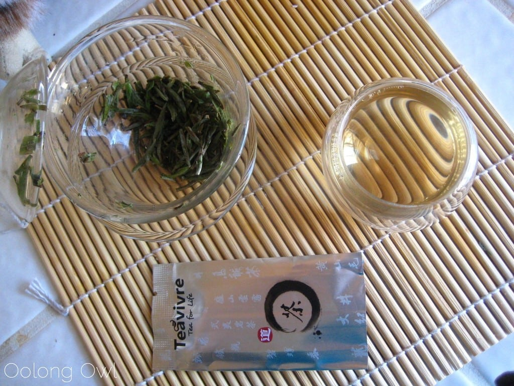 Organic Silver Needle White Tea from Teavivre - Oolong Owl Tea Review (7)